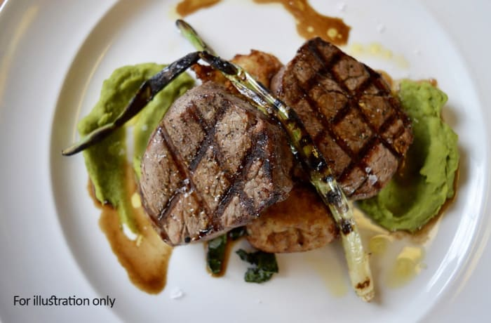 From The Grill - Ladies Steak