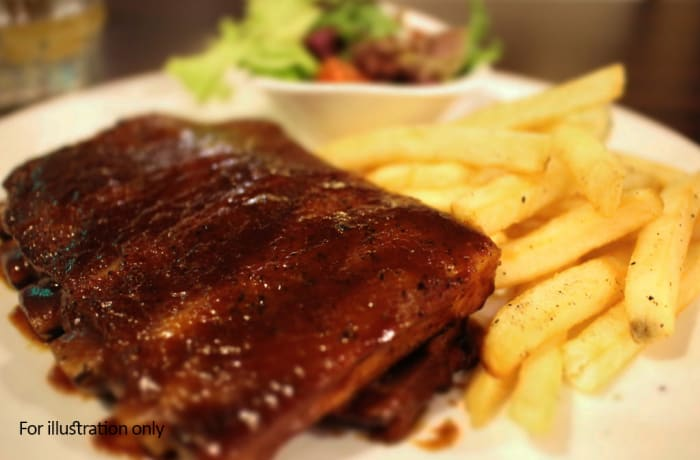 From the Grill - Pork Ribs