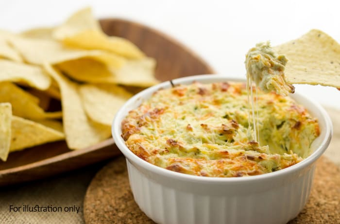 From The Grill - Sauces - Jalapeño cheese