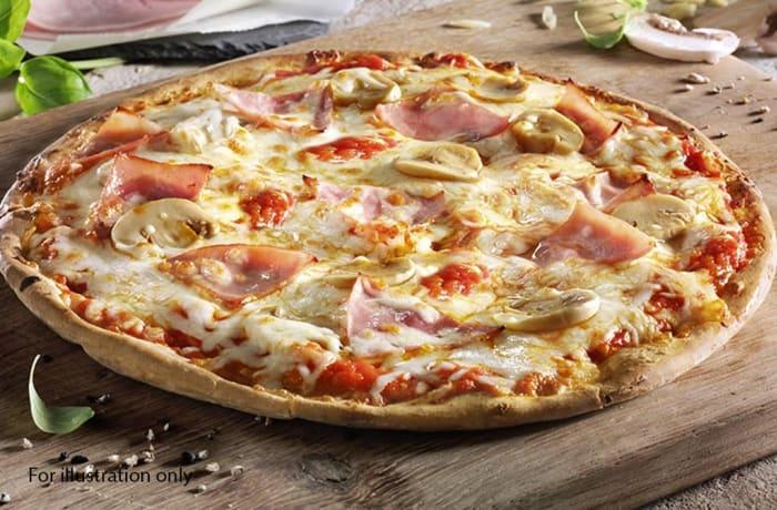 Pizza - Regina