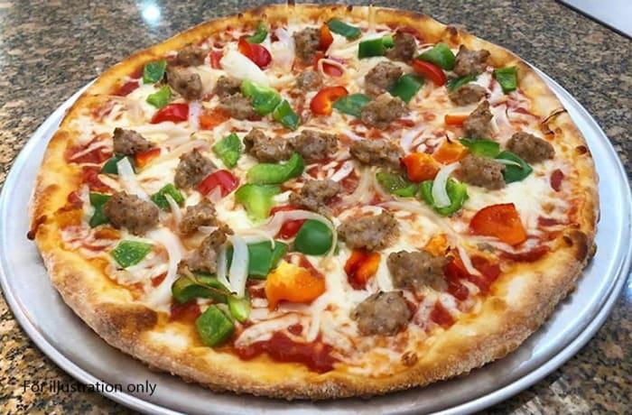 Pizza - Ricca