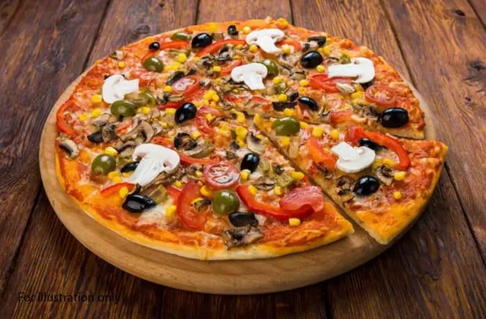 Pizza - Vegetarian
