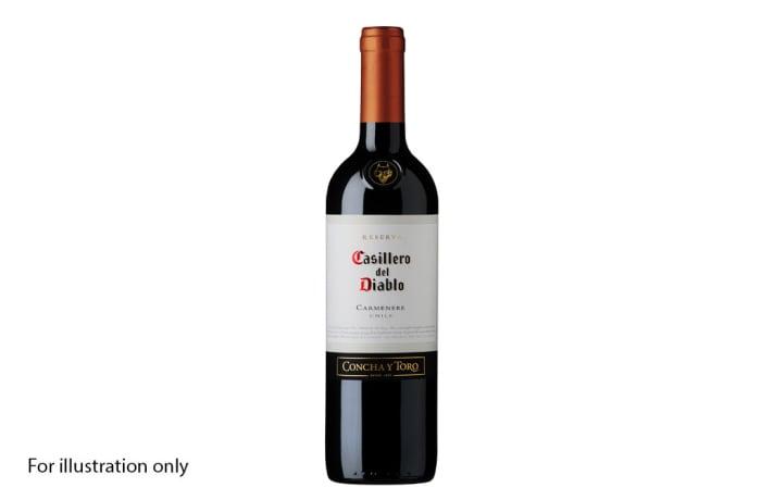 Wines By The Bottle - Red Wine - Casillero Diablo Carmenere