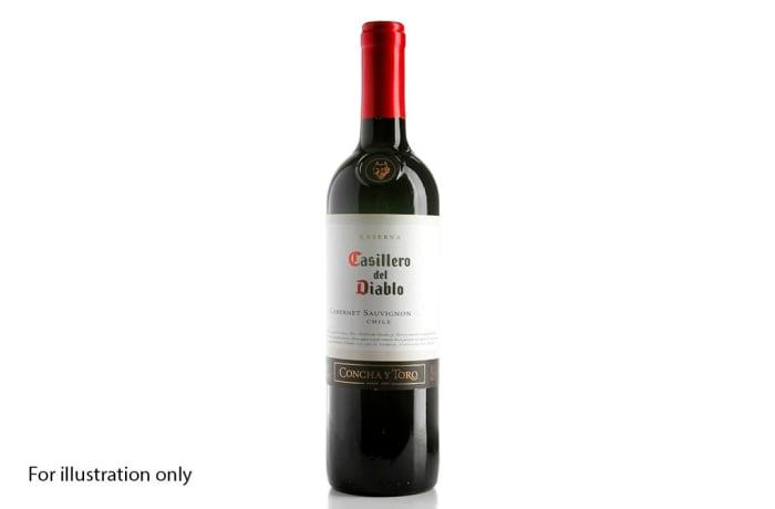 Wines By The Bottle - Red Wine - Casillero Diablo Cabernet Sauvignon