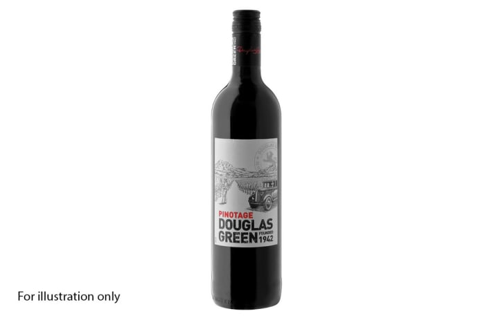 Wines By The Bottle - Red Wine - Douglas Green Pinotage