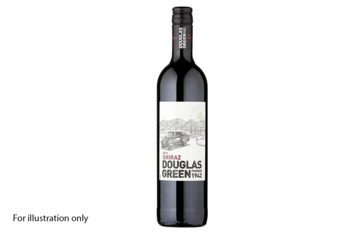 Wines By The Bottle - Red Wine - Douglas Green Shiraz