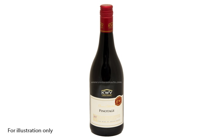 Wines By The Bottle - Red Wine - KWV Pinotage