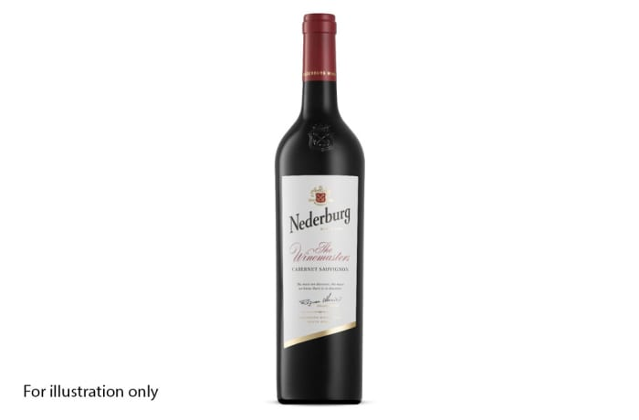 Wines By The Bottle - Red Wine - Nederburg Cabernet Sauvignon
