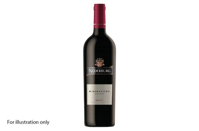 Wines By The Bottle - Red Wine - Nederburg Merlot