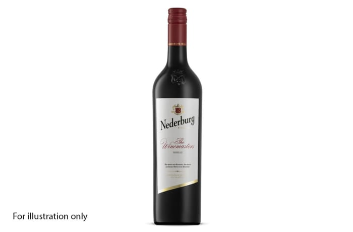 Wines By The Bottle - Red Wine - Nederburg Shiraz