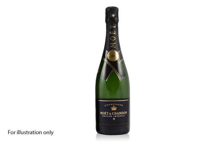 Wines By The Bottle - Champagne - Moet and Chandon Nectar Imperial