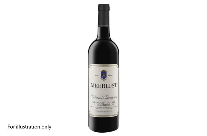 Speciality Estate Wines - Meerlust Cabernet Sauvignon