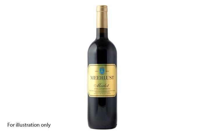 Speciality Estate Wines - Meerlust Merlot