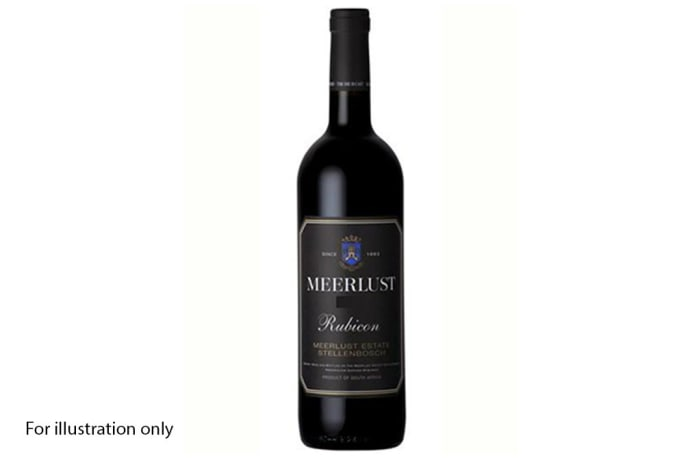 Speciality Estate Wines - Meerlust Rubicon