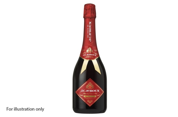 Wines By The Bottle - Sparkling Wines - JC Le Roux La Chanson