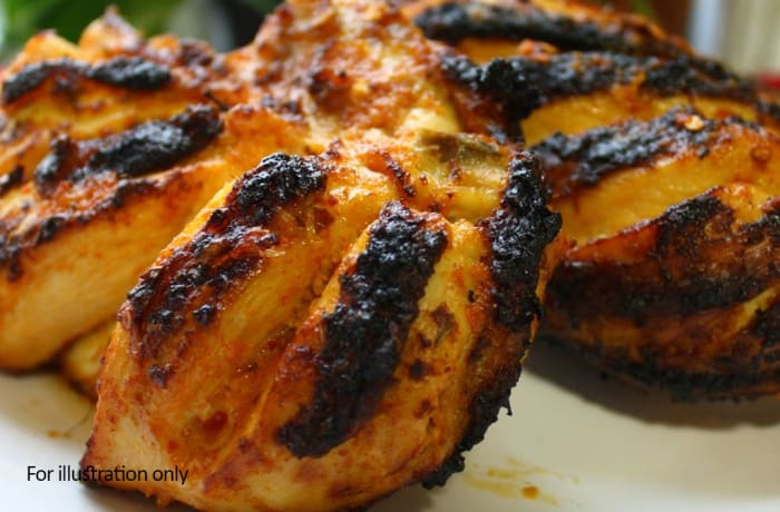Asian Cuisine - Main Course - Peri–Peri Chicken