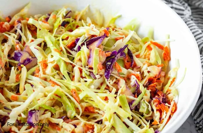 Buffet Menu 2 - Coleslaw Salad