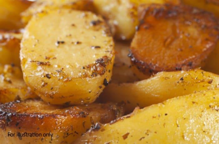 Buffet Menu 2 -  Roasted Potatoes