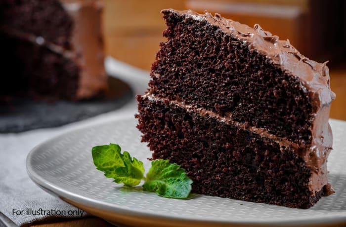 Milile Wedding Option 3 - Dessert - Chocolate Cake