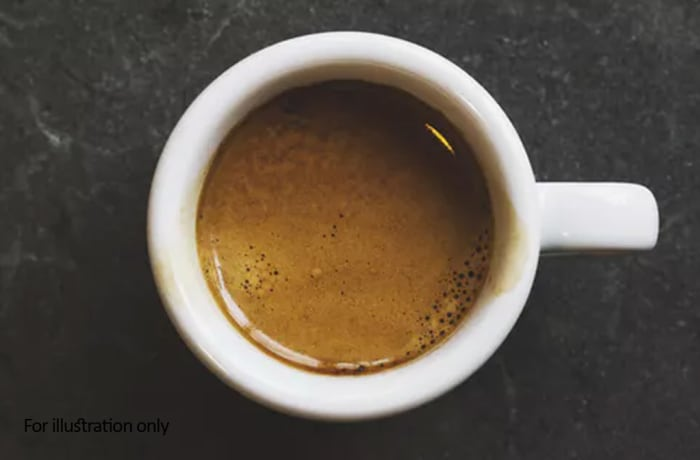 Coffees & Tea - Espresso