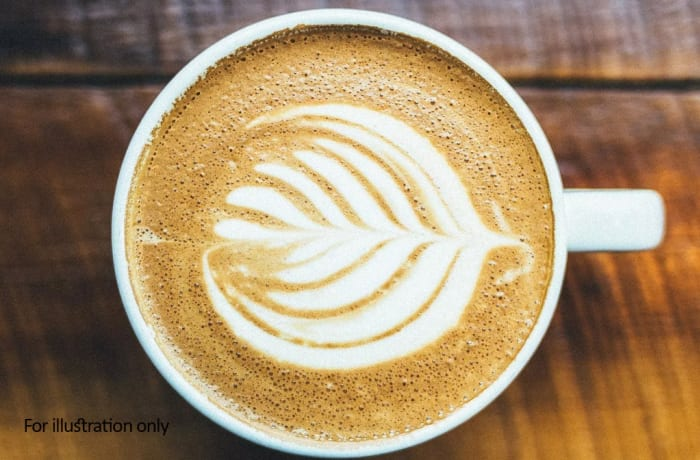 Coffees & Tea - Latte