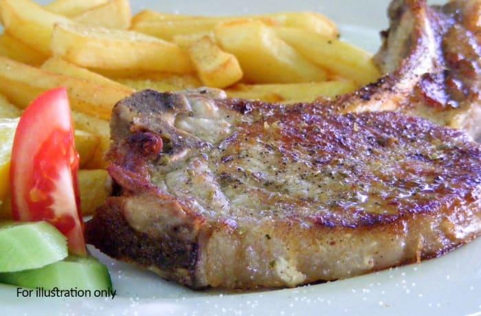 Grills & Entrees - Grills & Entrees - Pork Chops