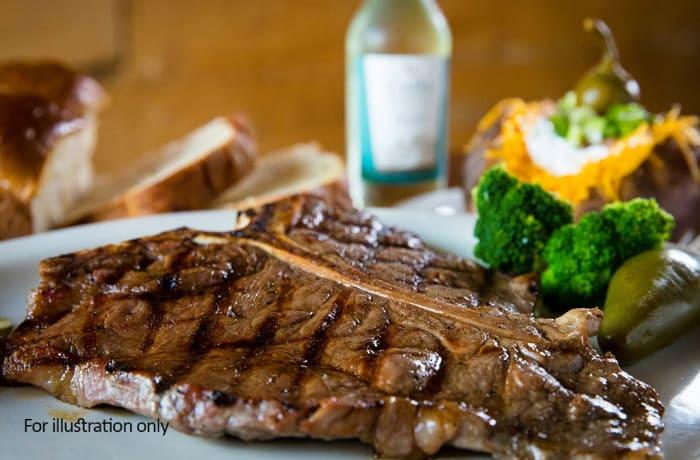 Grills & Entrees - Grills & Entrees - T-Bone Steak