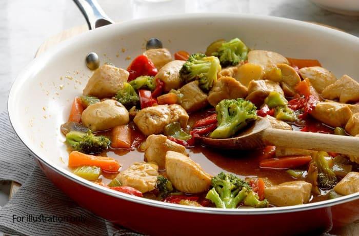 Quick Bites - Chicken Stir Fry