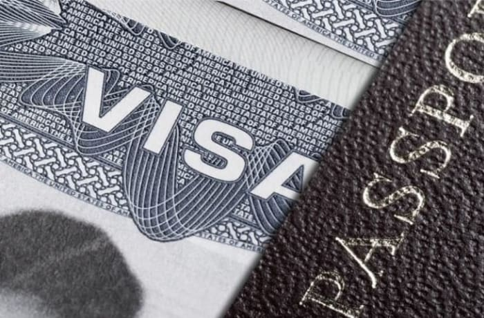 Do you plan to travel to a country that requires a Visa? image