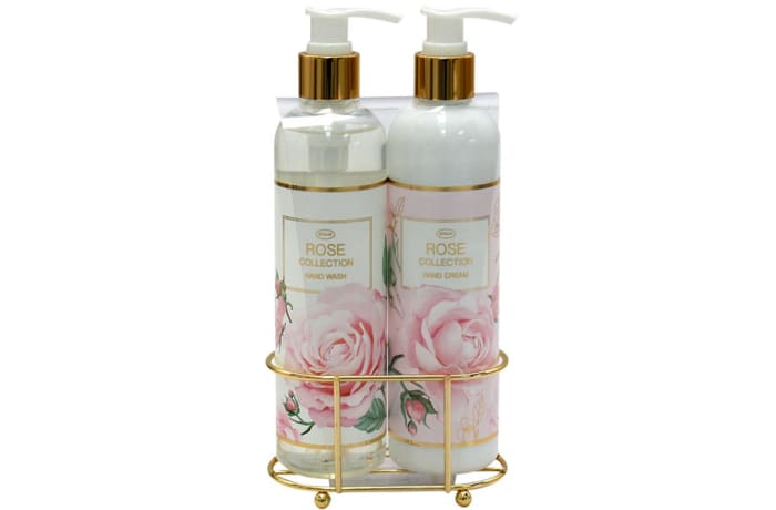 Rose Flower's By Jenam Hand Care Duo
