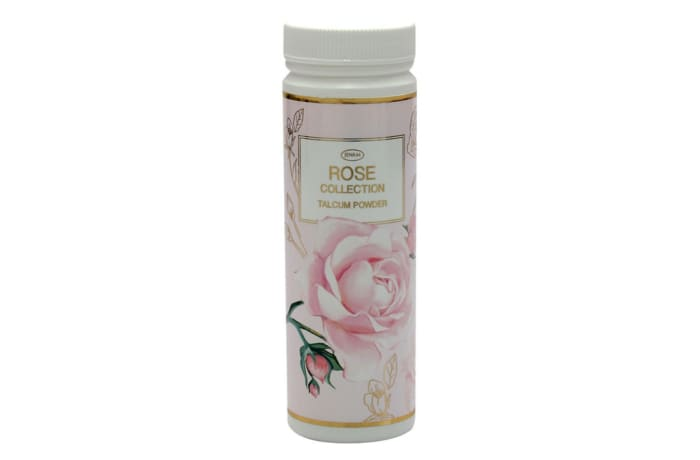 Talcum Powder  Rose Flower's  Collection