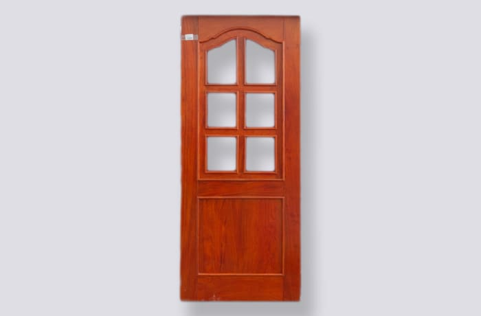 Rose Wood Solid Door