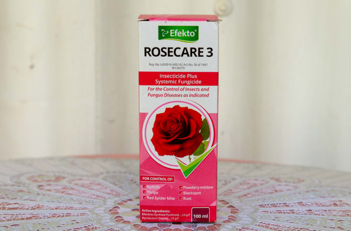 Efekto Rosecare 3 - Insecticide Plus Systemic Fungicide
