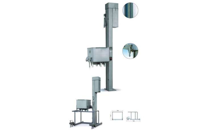 Material Handling Equipment - Roser LH7572 Lifting Device