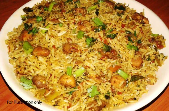 Biryani & Rice - Chicken Fried Rice