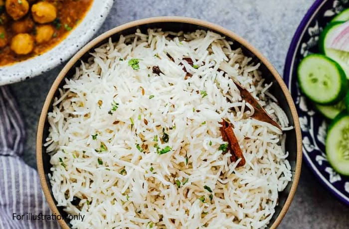 Biryani & Rice - Jeera Rice