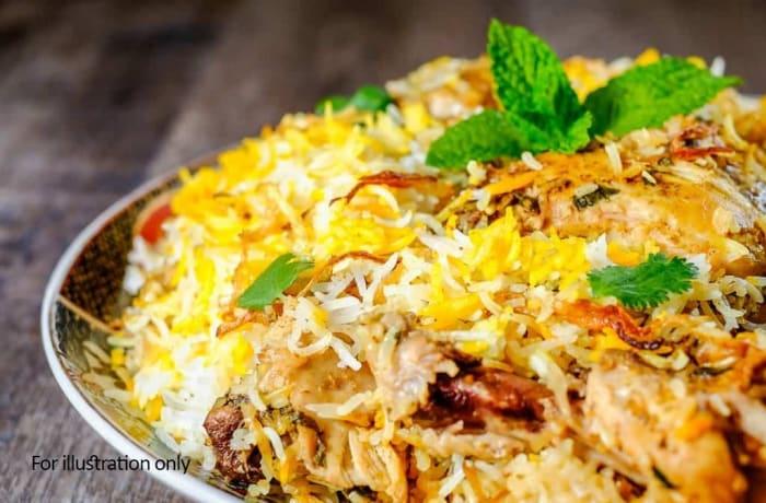 Biryani & Rice - Murgh Biryani