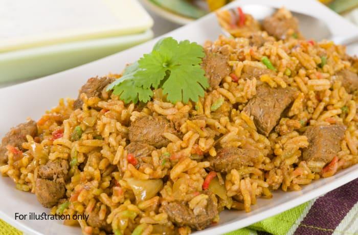 Biryani & Rice - Mutton Biryani