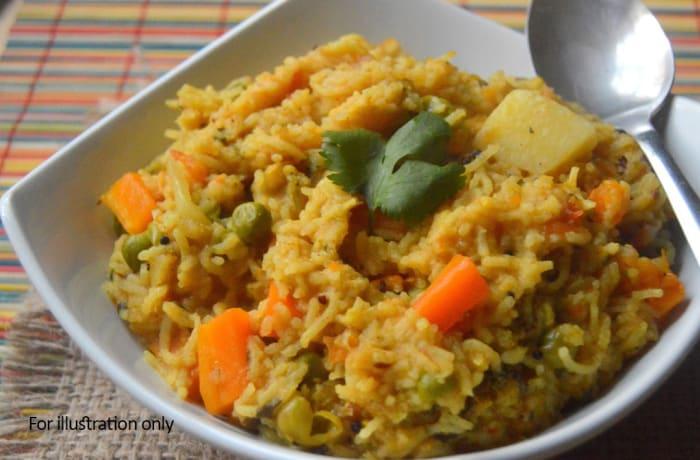 Biryani & Rice - Vegetable Khichdi