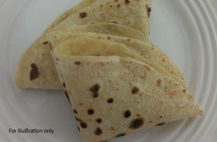 Breads - Rumali Roti