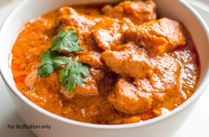 Chicken - Chicken Diwani Handi