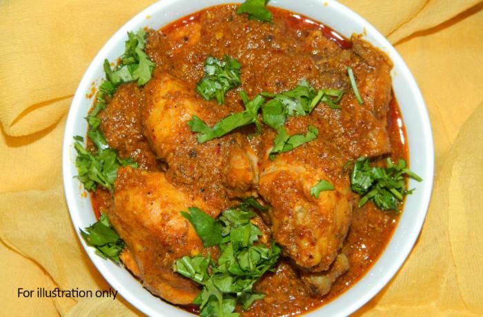Chicken - Chicken Kolhapuri
