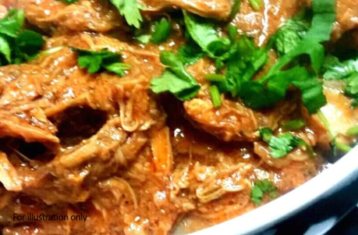 Chicken - Chicken Ra Ra