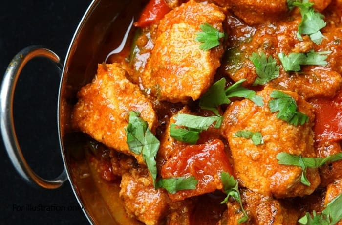 Chicken - Kadai Chicken