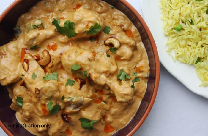 Chicken - Murgh Malai Korma
