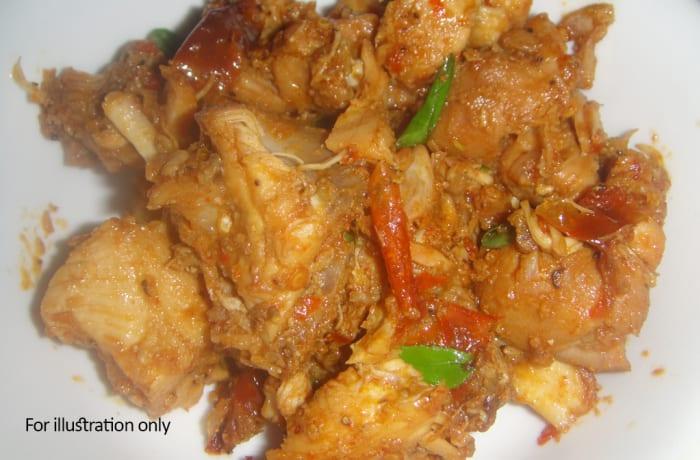 Chicken - Navsari Chicken Curry