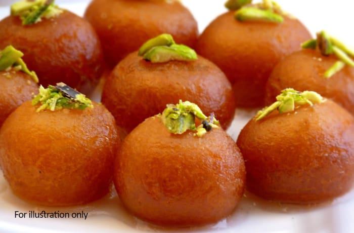 Desserts - Gulab Jamun