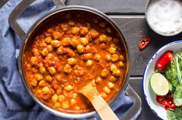 Lentils - Chana Masala