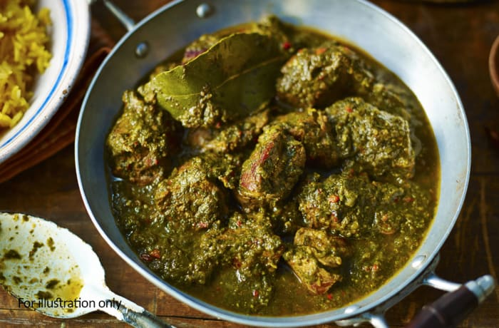 Mutton - Mutton Sagwala