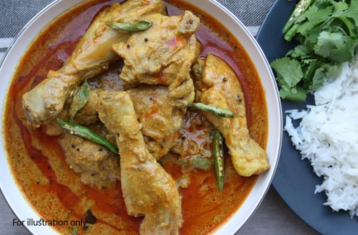 Non Vegetarian Starters - Kandhari Chicken Tikka